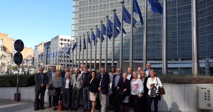 Foto: Vest-Norges Brusselkontor